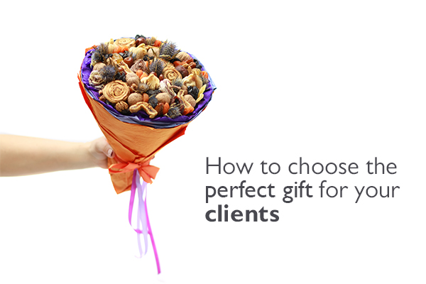 choose perfect gift for your clients