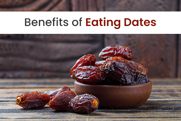 Dates: An Excellent Source of Natural Sweetener