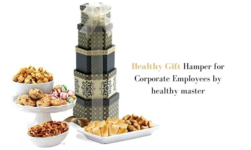 Healthy Gift Hamper for Corporate Employees by healthy master