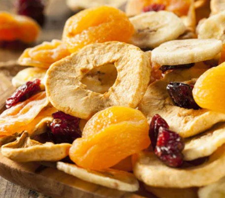 Fruits in Dried Form are Beneficial